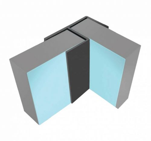 Multipanel Flush Corner Type 100